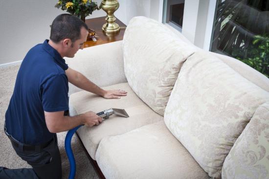 Очистка мебели своими руками